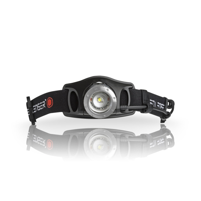 Ledlenser H7.2 LED Head lamp, black
