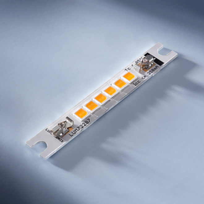 SmartArray L6 LED-Modul, warmweiß, 618lm, 6 LEDs, 50mm, 350mA