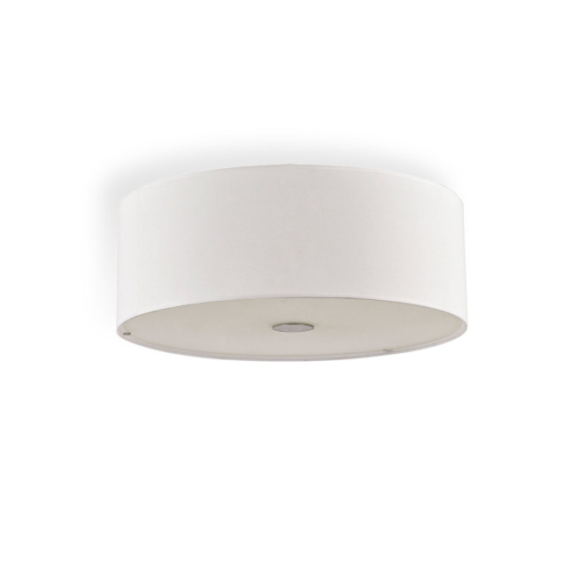 Ideal Lux WOODY PL4 BIANCO plafonnier