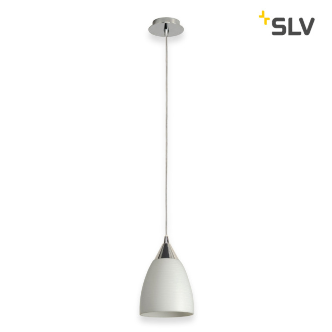 SLV ORION S pendant light white