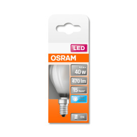 Osram LED STAR RETROFIT matt CLP 40 4W E14 840 non dim