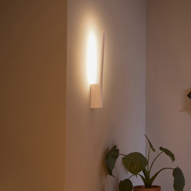 Philips Hue LED-Wandleuchte Liane, weiß, White and Color Ambiance