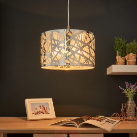 ESTO pendant light BIRDY 1-flames