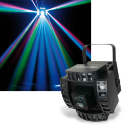 Showtec Swing 4, 2in1 beam effect