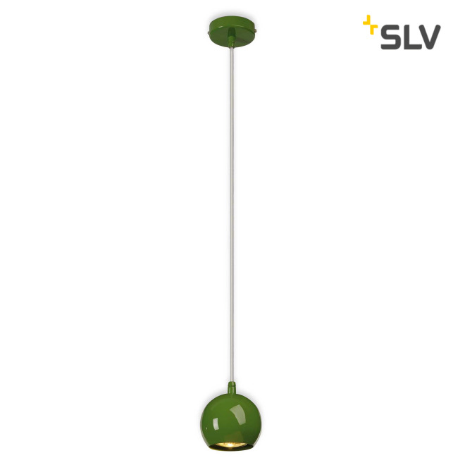 SLV LIGHT EYE BALL lampe suspendue vert