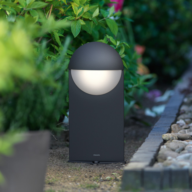 Philips myGarden outdoor lamp Capricorn 6W anthracite