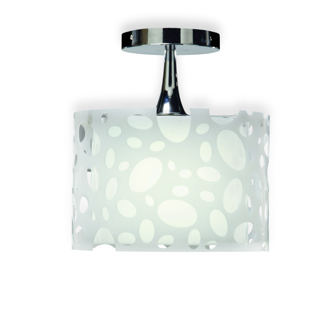 Mantra ceiling light MOON WHITE 1L