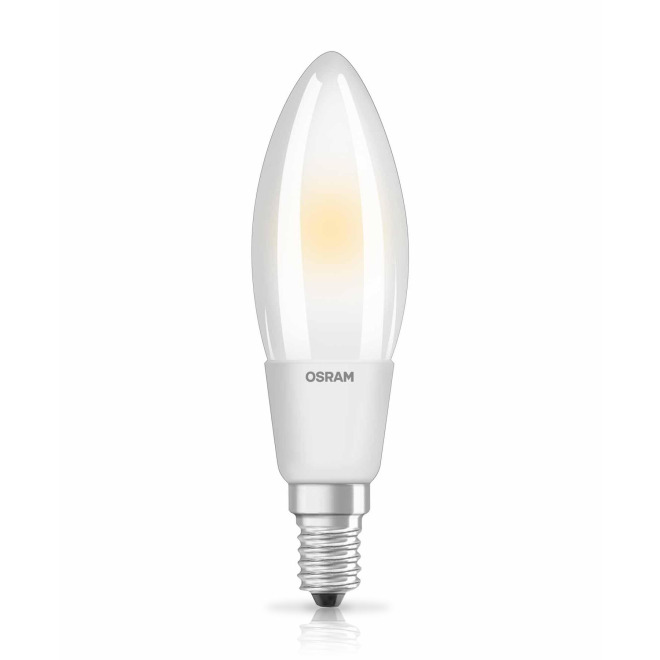 Osram LED SUPERSTAR RETROFIT frosted DIM CLB 50 5W 827 E14