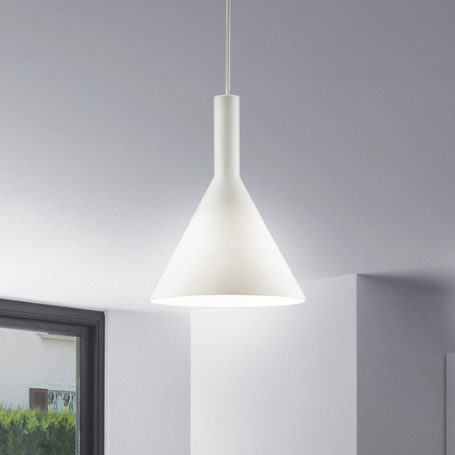 Ideal Lux COCKTAIL SP1 BIG BIANCO pendant light