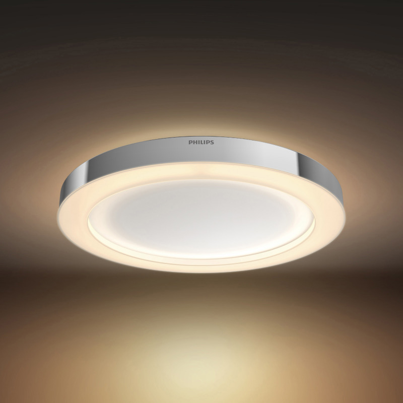 Philips Hue Adore Led Ceiling Light Chrome Ceiling Lights Luminaires The Leading Led Shop