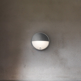 Philips myGarden IR-wall lamp Capricorn 6W anthracite
