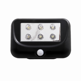 REV LED Orientation Light with Motion Detector and Wall Bracket