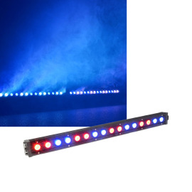 BeamZ LCB48IP LED Bar Colorunit 16x3W TriDMX Wall-Washer
