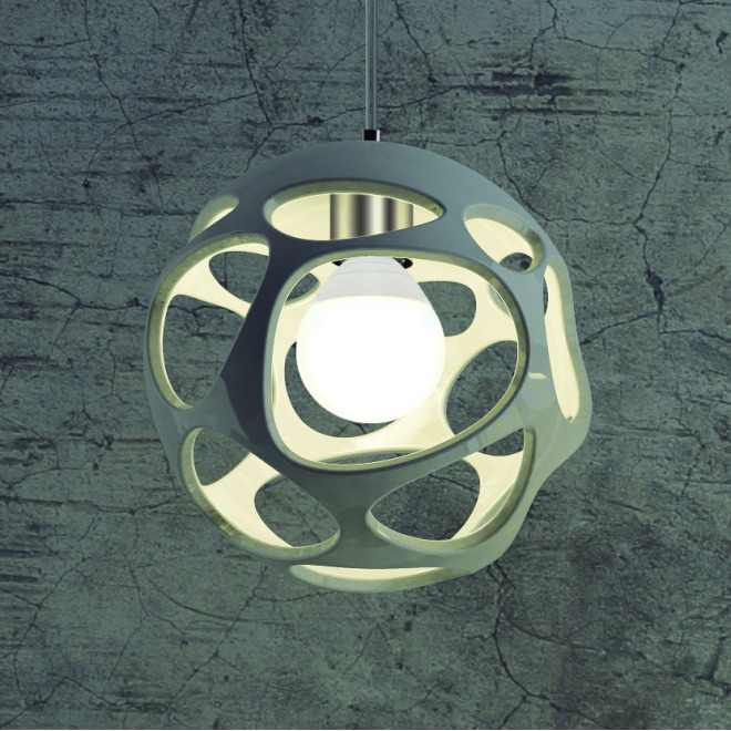 Mantra pendant light ORGANICA 1L SMALL