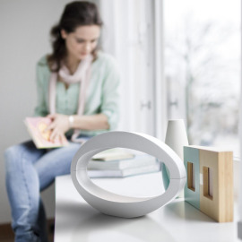 Philips myLiving Nister lampe de table blanc