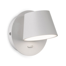 Fischer & Honsel LED Wall Luminaire Mug, white