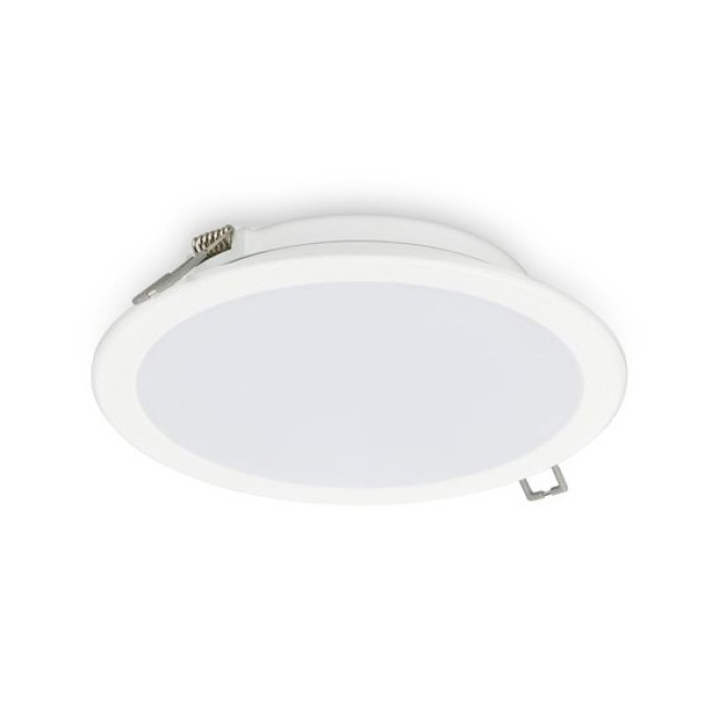 Philips LEDinaire LED-SlimDownlight DN065B 840 150mm weiß