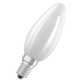 Osram LED STAR RETROFIT matt CLB 60 6W 827 E14 non-dim