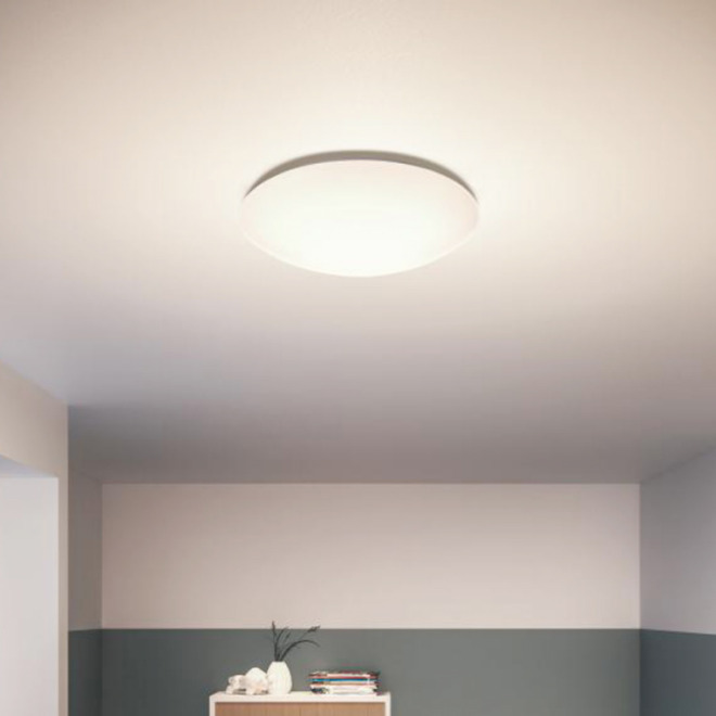 Philips myLiving Suede plafonnier D28