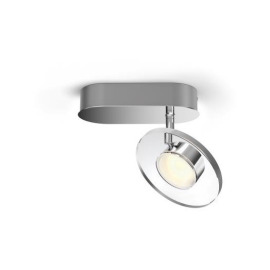 Philips myLiving LED-Spot Glissette 1-flammig, WarmGlow,chrom