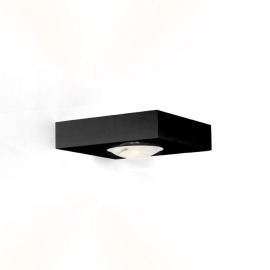 Wever & Ducré LED Wall Light Leens black