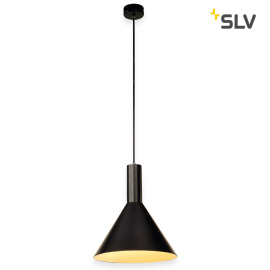 SLV PHELIA Pendant Light 3, black