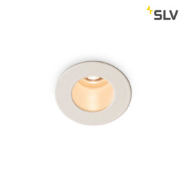SLV Triton Mini LED Downlight blanc