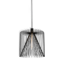 Wever & Ducré Pendant Light Wiro 3.8 black
