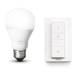 Philips Hue LED E27 Wireless Dimming Kit warmwhite 8,5W
