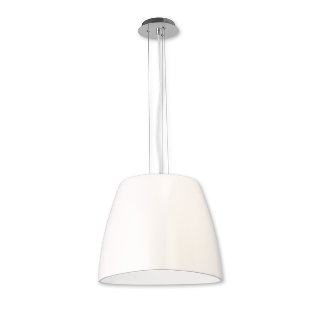 Mantra pendant light TRIANGLE BIG 1L white
