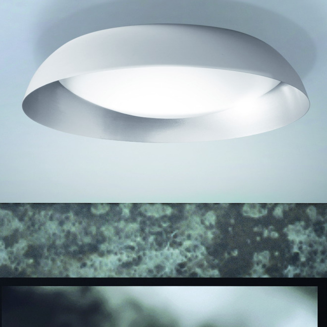 Mantra ceiling light ARGENTA SMALL 45cm white