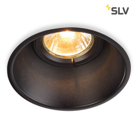 SLV HORN -T GU10 Downlight noir