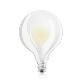 Osram LED SUPERSTAR RETROFIT matt DIM GLOBE95 100 12W 827 E27
