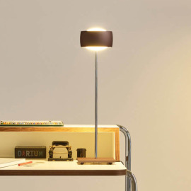 OLIGO LED Table Lamp GRACE brown