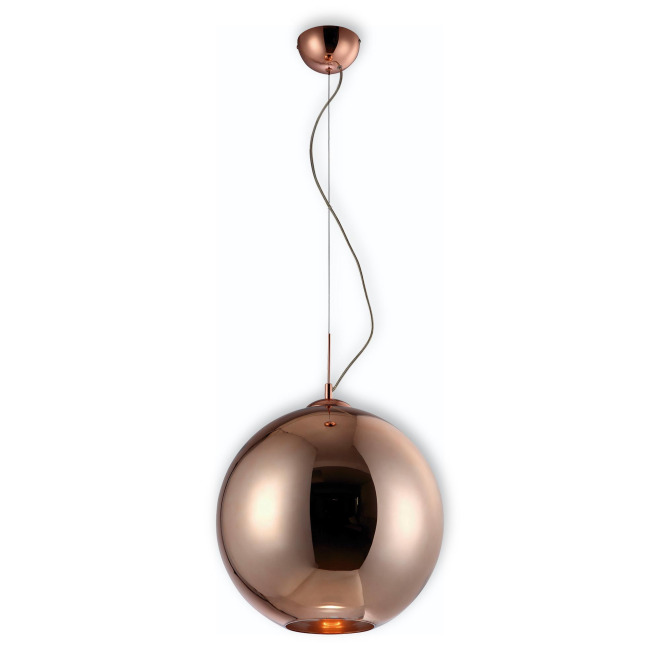Mantra pendant light CRYSTAL E27 1L BIG