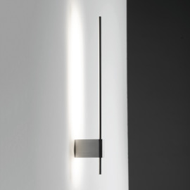 Steng LED Wall Light AX-LED black
