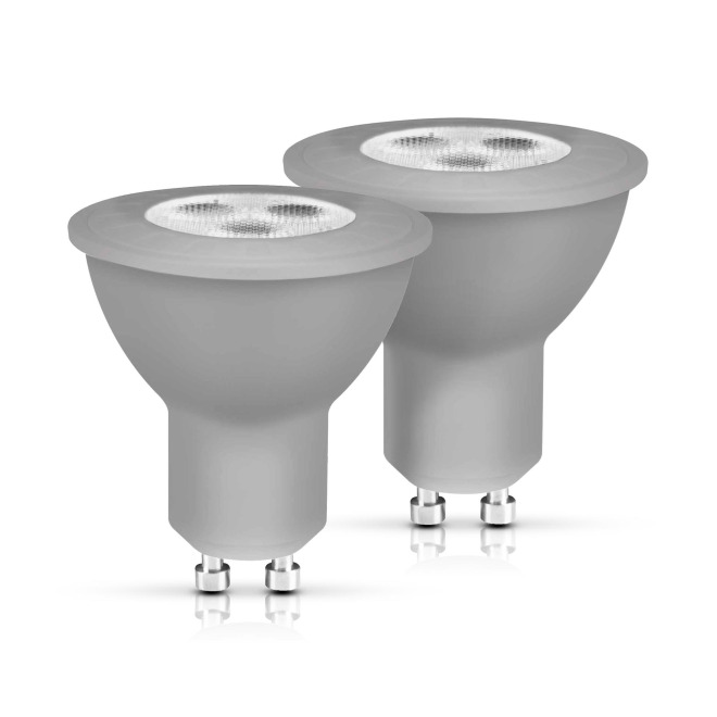 Osram Star PAR16 GU10 4W, warmweiß, Duo Pack
