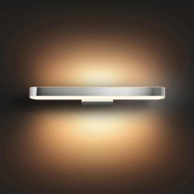 Philips Hue Adore LED Wall Light long chrome - Wall lights ...