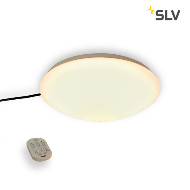 SLV LIPSY 36 M COLOR CONTROL ceiling light RGBW