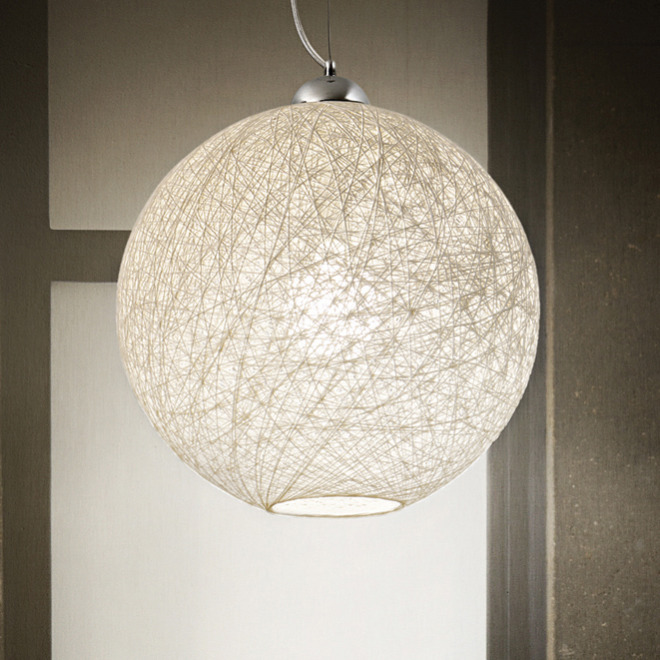 Ideal Lux BASKET SP1 D40 pendant light