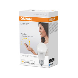 Osram SMART+ APPLE HOMEKIT CLA 60 DIM E27