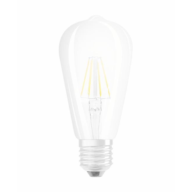 Osram LED RETROFIT CL EDISON 40 4,5W 827 E27