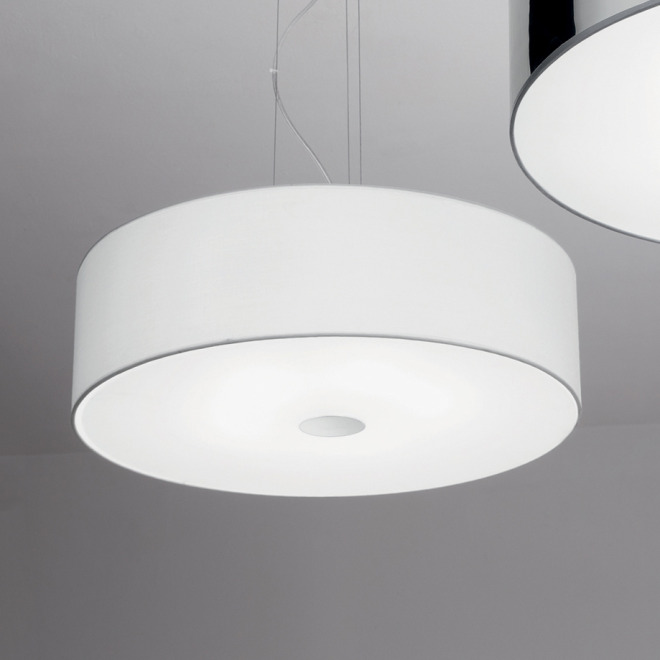 Ideal Lux WOODY SP4 BIANCO pendant light