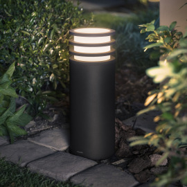 Philps Hue LED Pedestal Light Lucca anthracite, Hue White