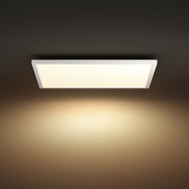 Philips Hue LED Panel Light Aurelle, white, White Ambiance, square, 4200lm