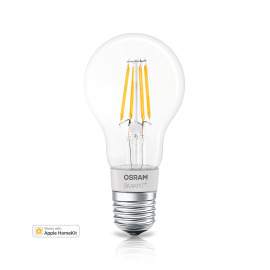 Osram SMART+ APPLE HOME KIT FILAMENT A60 E27 DIM