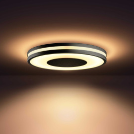 Philips hue Being LED ceiling light black