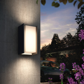 Philips Hue LED wall Light Turaco anthracite, Hue White