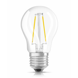 Osram LED SUPERSTAR FILAMENT klar DIM CLP 40 4W 827 E27