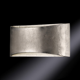 Fischer & Honsel LED Wall Lamp Shine Double-flame nickel